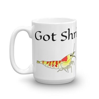 Got Shrimp Envy 15 oz. Mug