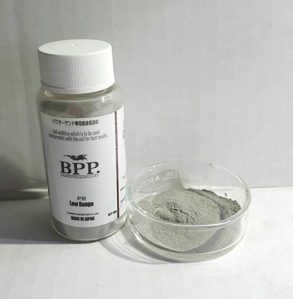 Lowkeys Bacteria Powder Plus (BPP) - 50 gr