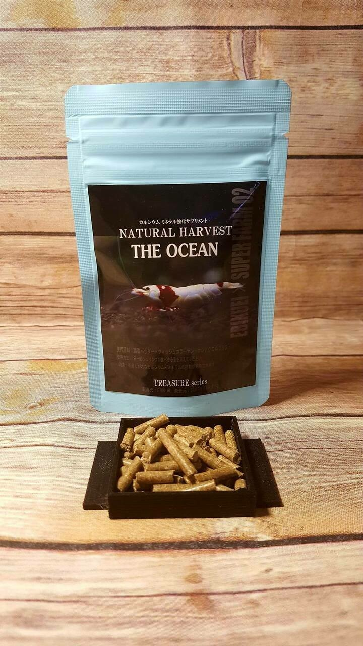 Natural Harvest: The Ocean
