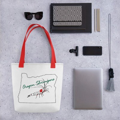 Oregon Shrimpers Tote Bag