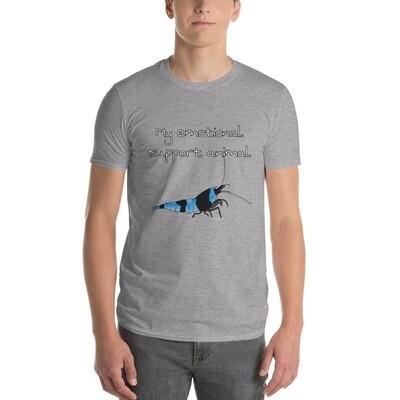 Shadow Panda My Emotional Support Shrimp T-Shirt - SERH