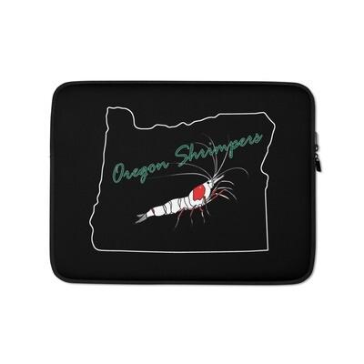Oregon Shrimpers Laptop Sleeve