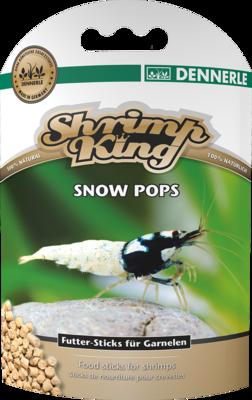 Shrimp King Snow Pops 40gr