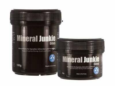 GlasGarten Mineral Junkie Bites - 50g / 100g