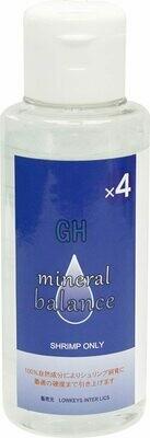 GH Mineral Balance x4