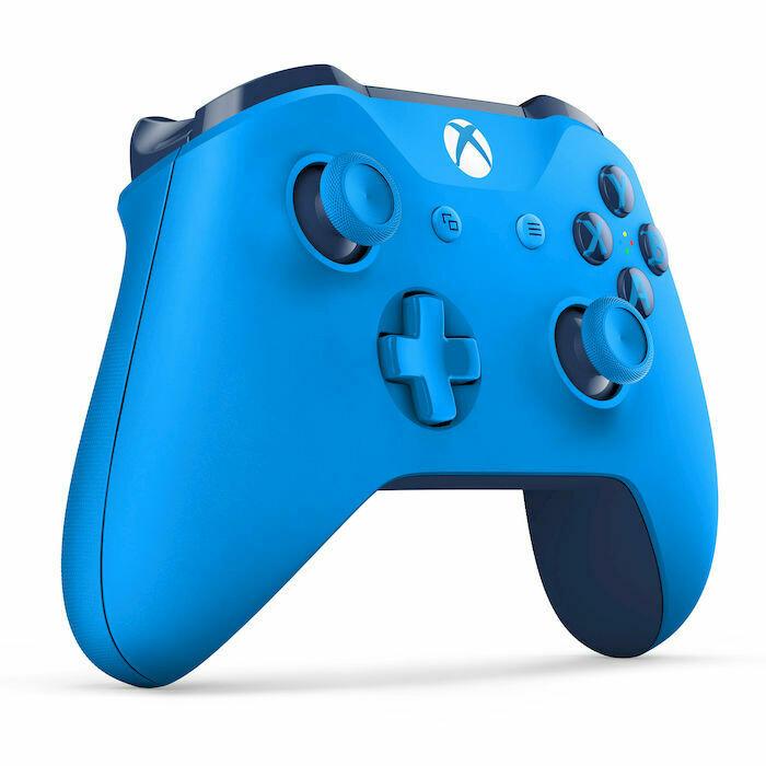 MICROSOFT Xbox One Controller Wireless Blue