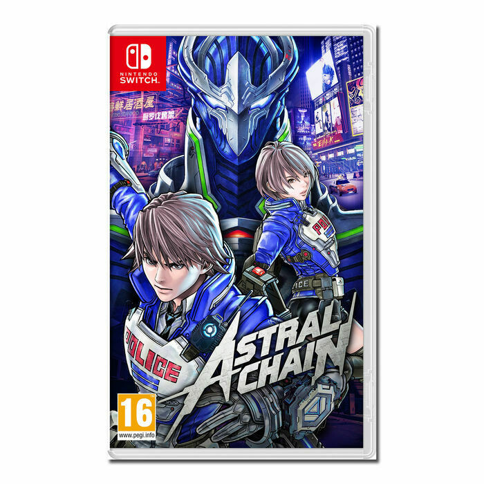 ASTRAL CHAIN - NSW