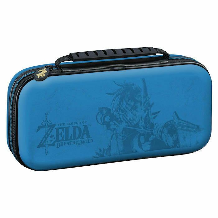 BIG BEN Custodia Deluxe Ufficiale Zelda NNS42 Blue