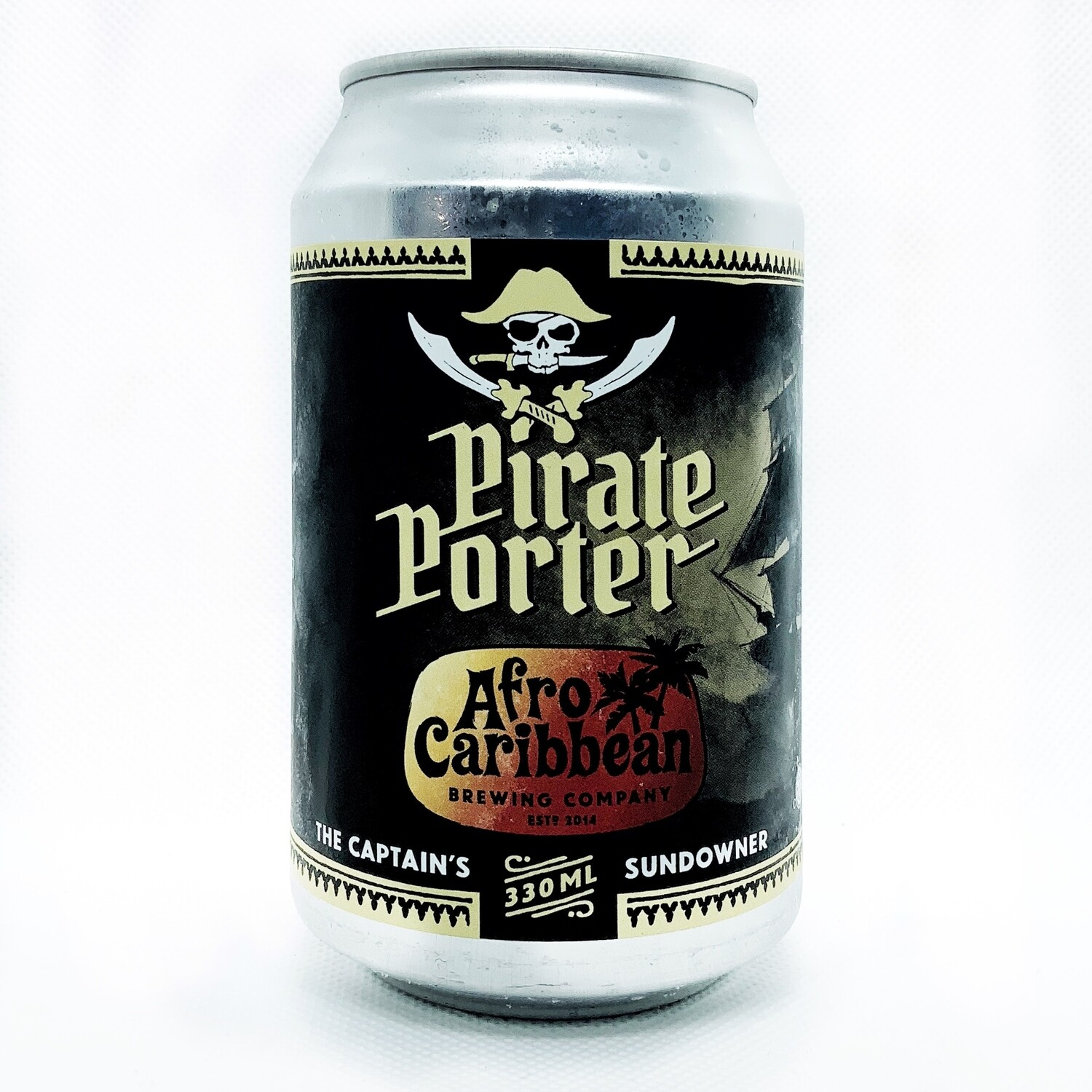 Pirate Porter 6 Pack