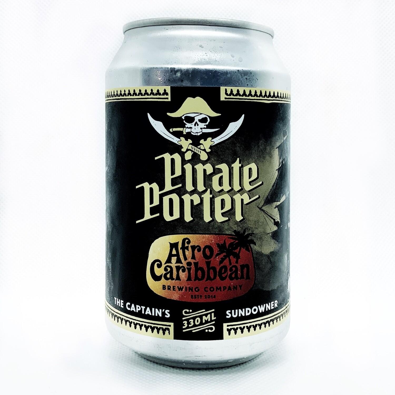 Pirate Porter 6 Pack