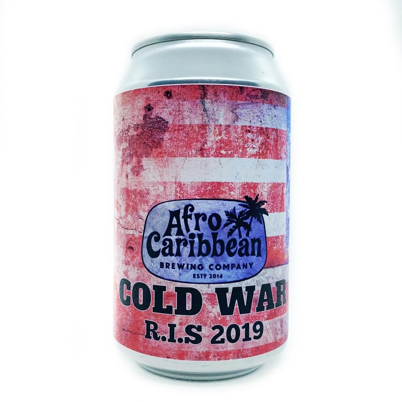 RIS Cold War Stout 2019 6 Pack