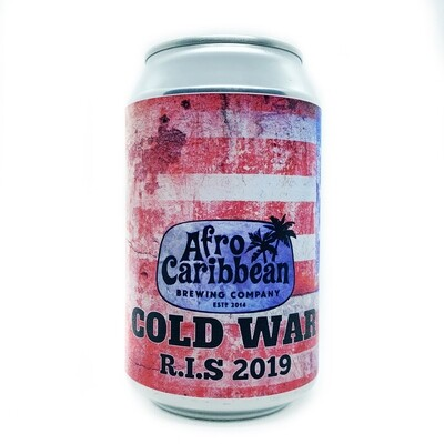 RIS Cold War Stout 2019 6 Pack