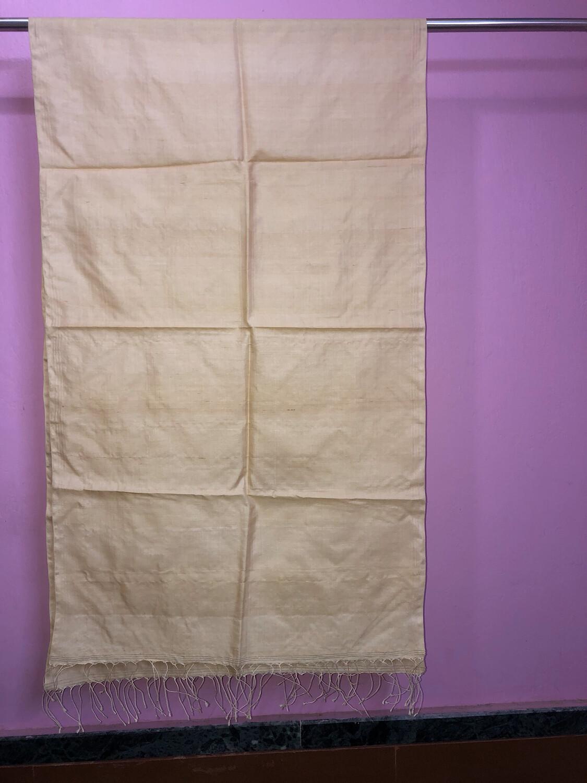 Tasar Silk Scarf