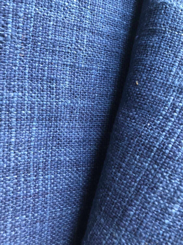 Indigo Cotton fabric
