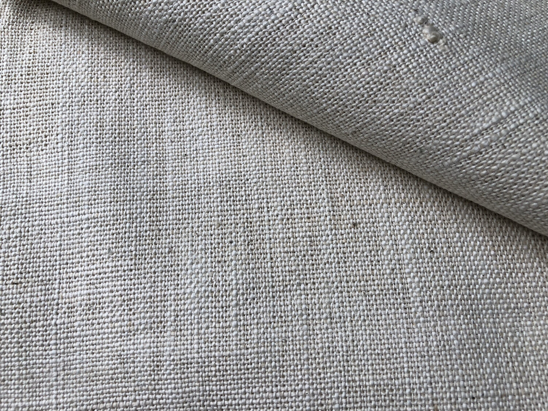 Hand Spun Hand Woven 0 Count Cotton  Fabric