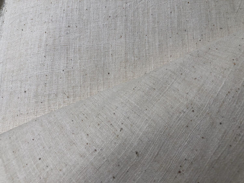 Hand Spun Hand Woven 100 Count Muslin Cotton  Fabric