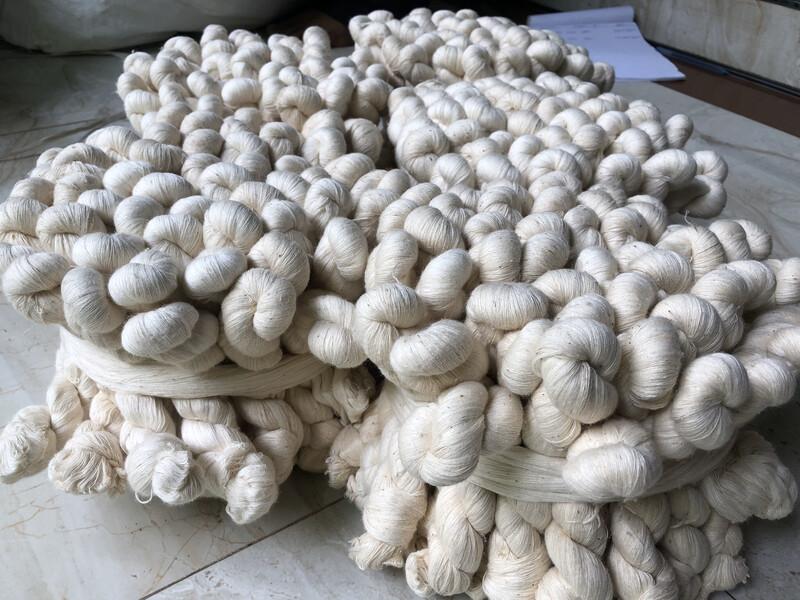 Ambar Charkha Spinning 200 Count Muslin Yarn