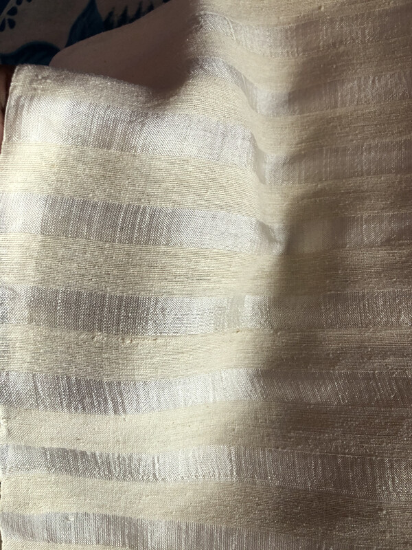Matka Silk Stripe Design