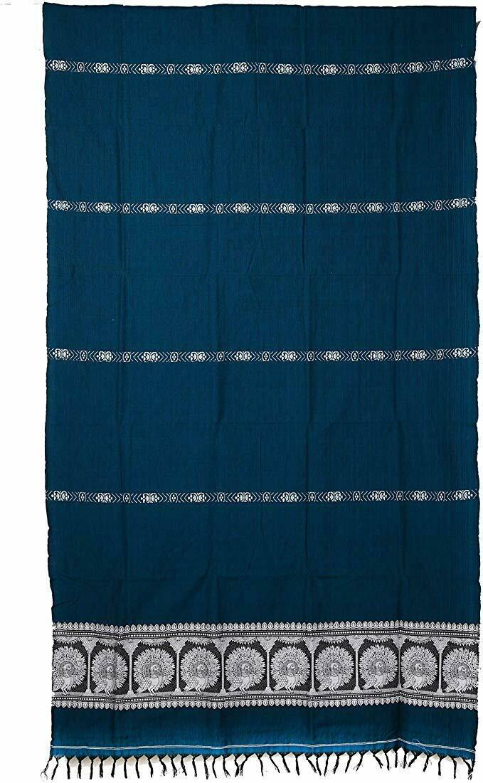 Cotton Handloom Stylish Shawl Chadar for Women