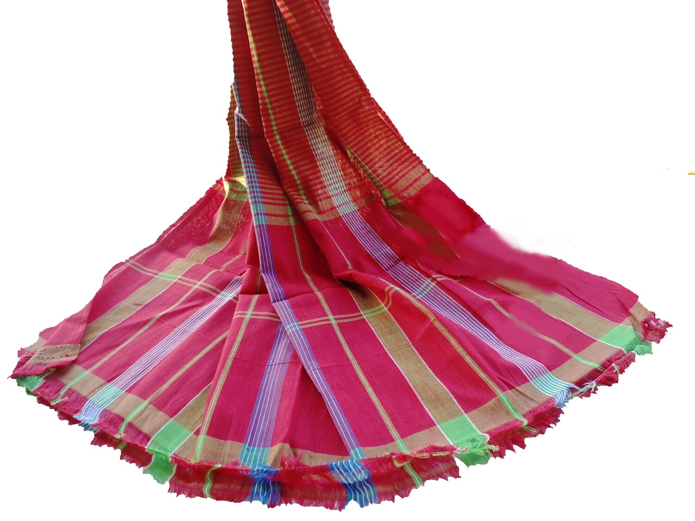 Bath Cotton Towel /Colourful Yarn Dyed Gamcha