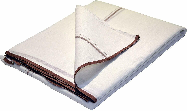 Handloom Muslin Cotton Dhoti