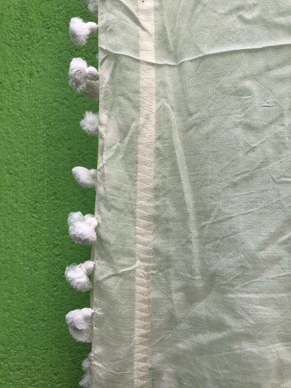 Silk With Muslin Cotton Dupatta