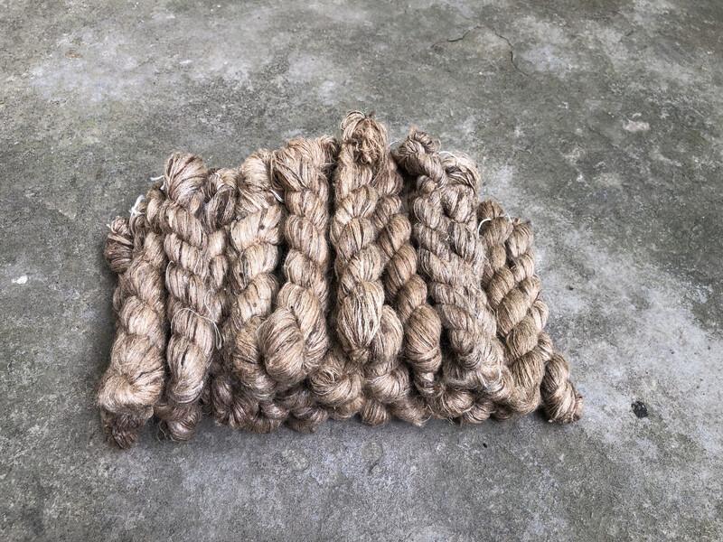 Katiea Silk Yarn / Tasar Silk Yarn