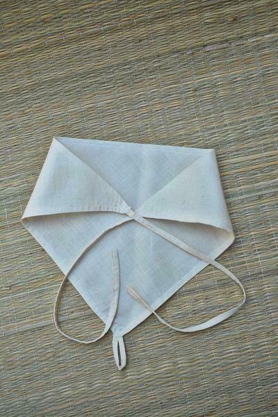 Ambara Charaka spun and Handwoven cotton muslin reusable nappy for Infants (0 - 3 months)