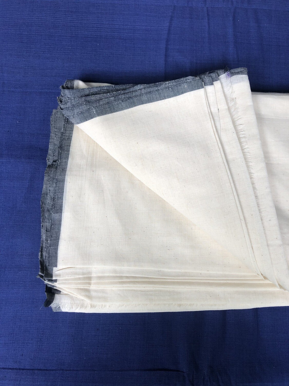 Hand Spun Hand Woven Muslin 200 Count Fabric