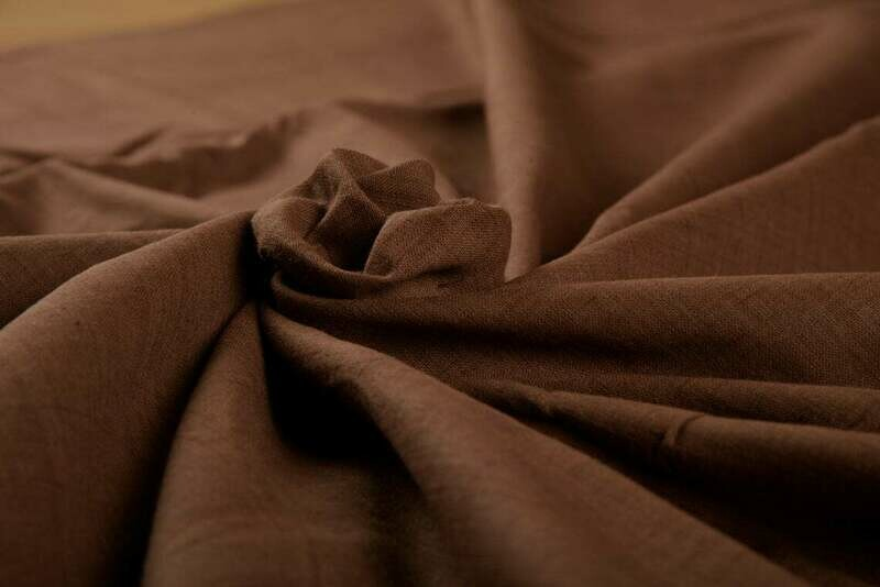 Yarn Dyed Natural Color Cotton Fabric