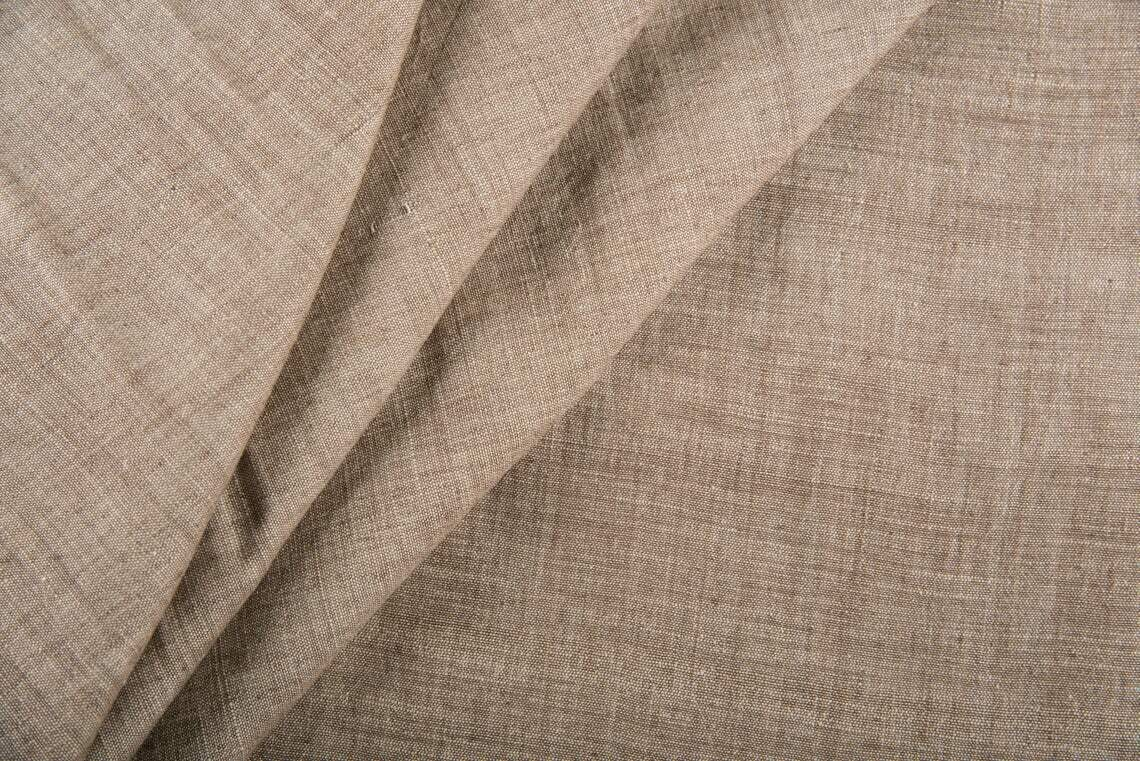 Hand Spun Hand Woven Yarn Dyed Natural Color