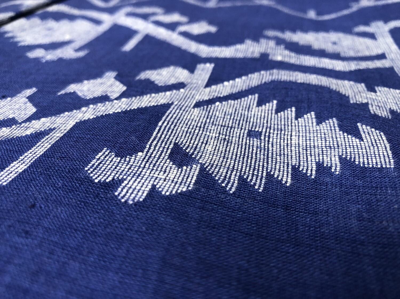 Jamdani Cotton Fabric