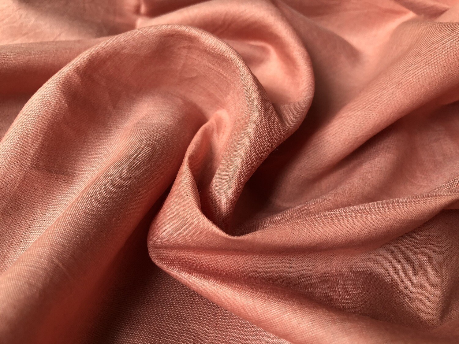Silk With  Cotton Fabric