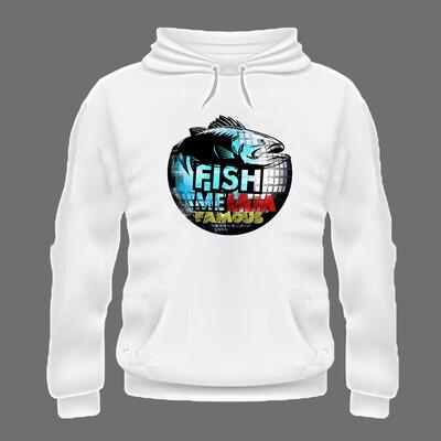 Sweat a capuche - t shirt pecheur - fishme