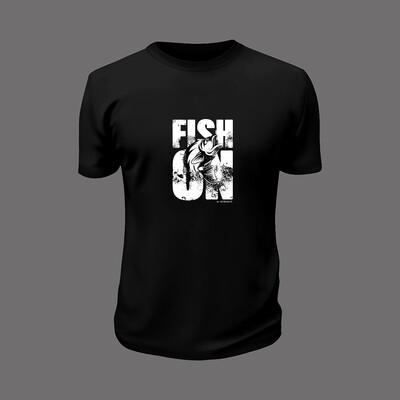 t shirt pecheur fish on !