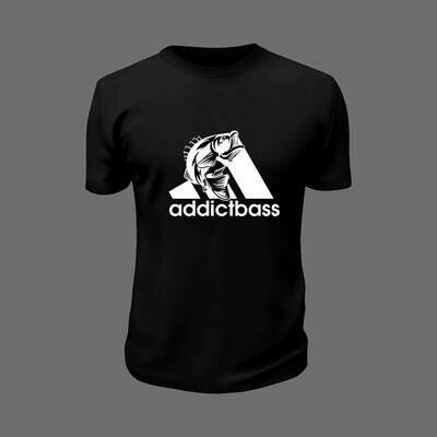Tee shirt addicbass unisex - tshirts 100% bio