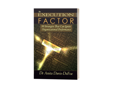 The Execution Factor (COMING SOON)