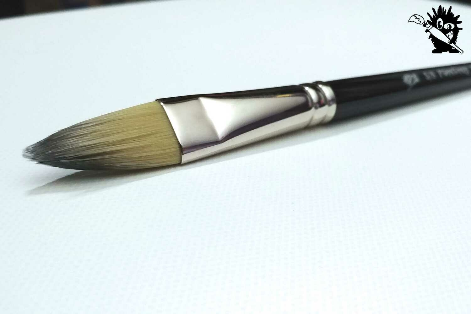 Filberts Detail Paint Brushes