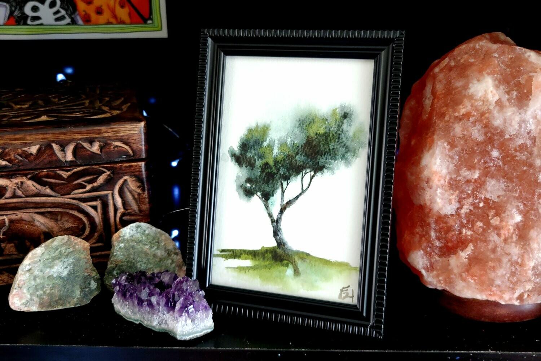 #14 Watercolor Landscape by Jane Font
