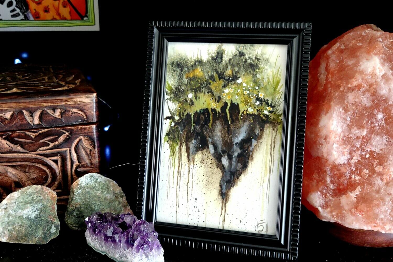 #20 Watercolor Landscape by Jane Font