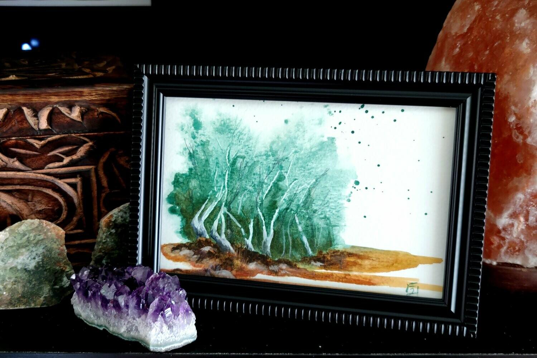 #37 Watercolor Landscape by Jane Font