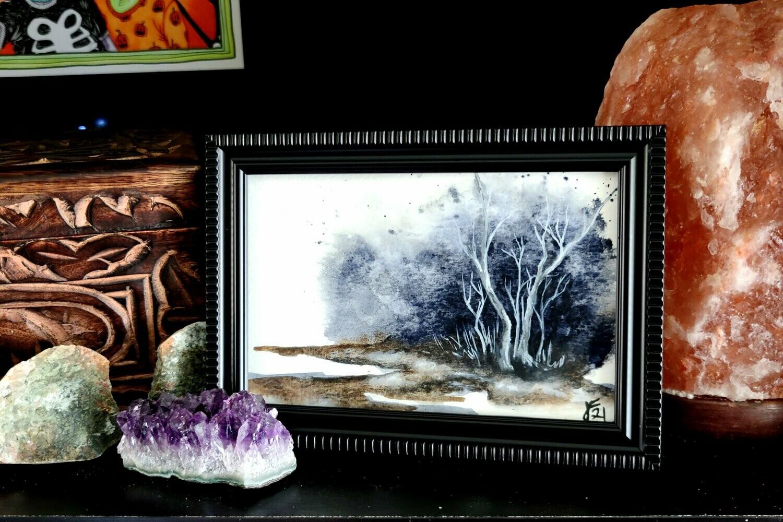 #41 Watercolor Landscape by Jane Font