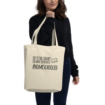 More Textbooks Eco Tote Bag