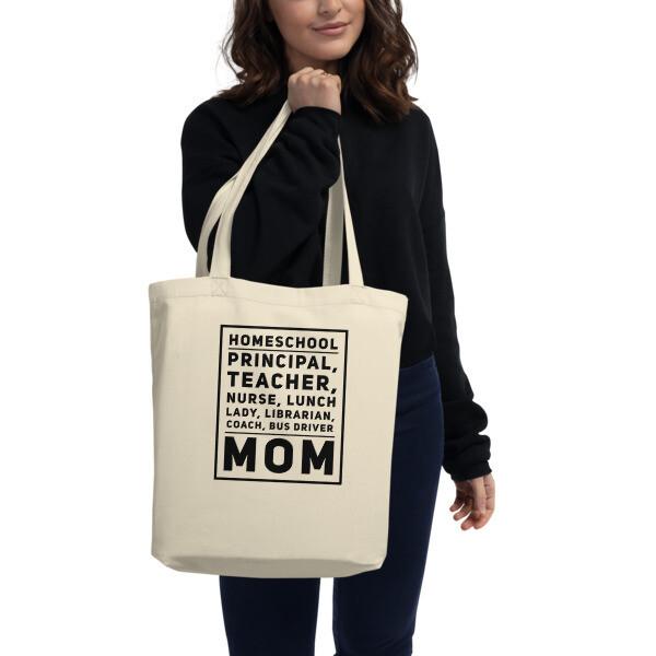 Mom Eco Tote Bag