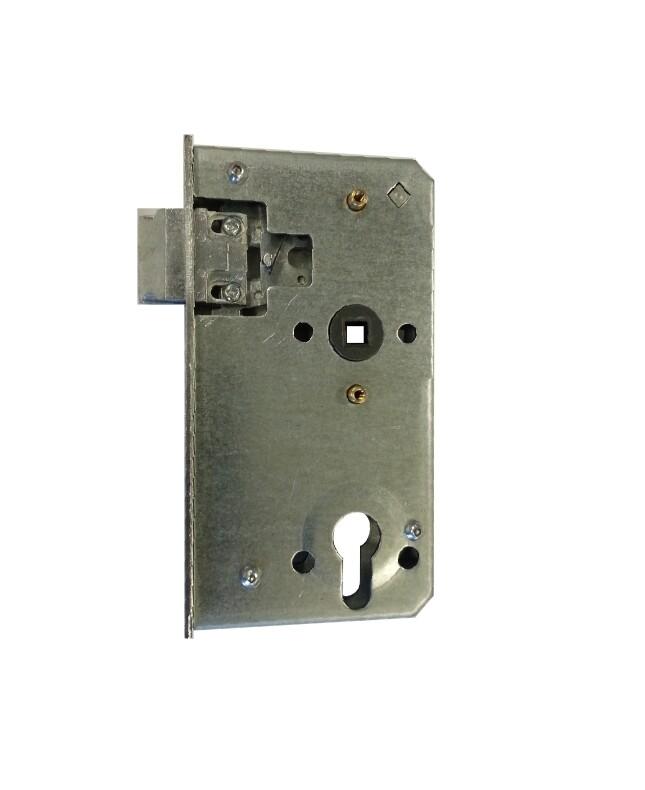 Einsteckschloss für Stahl Tür+Tor