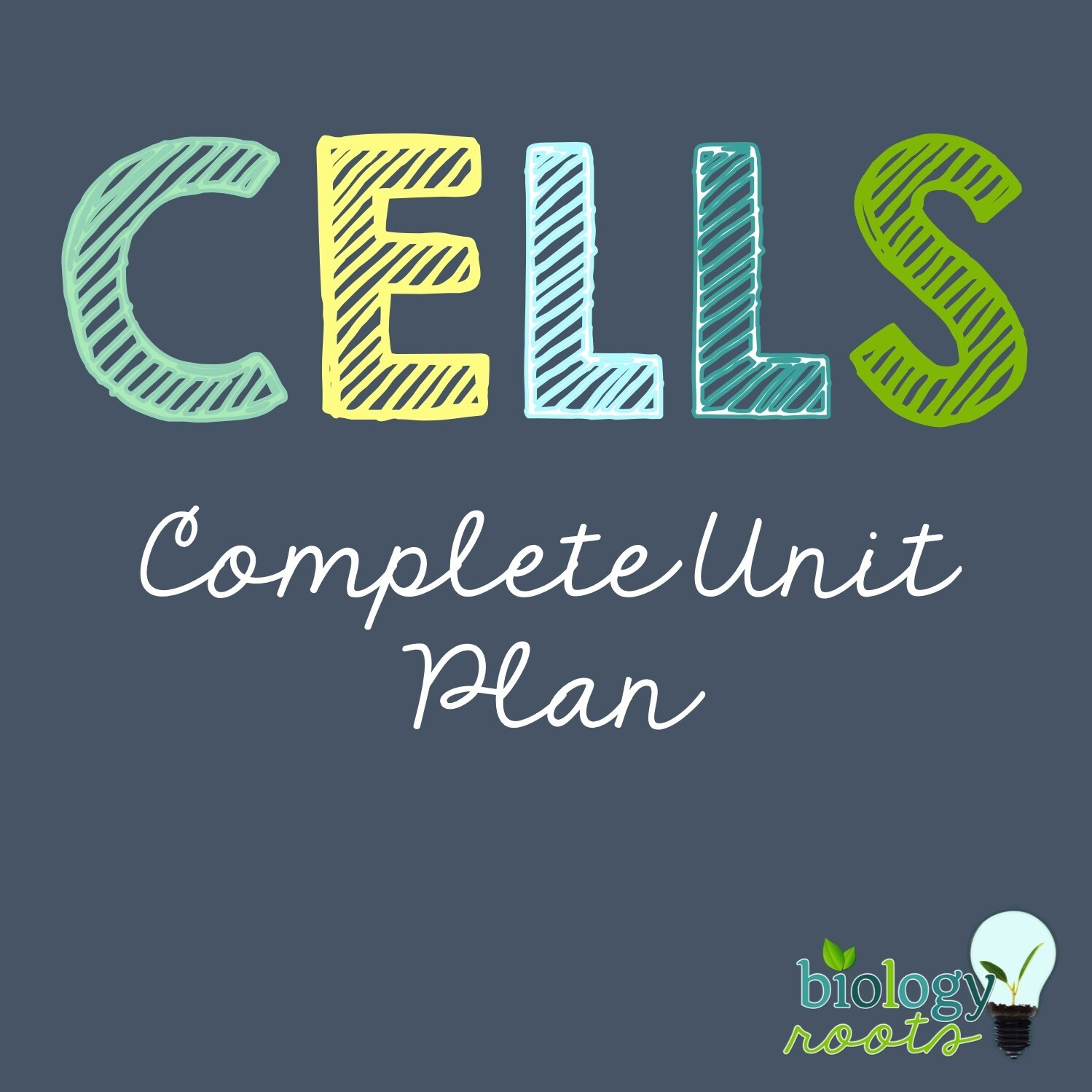 Cells Unit Bundle - supports distance learning