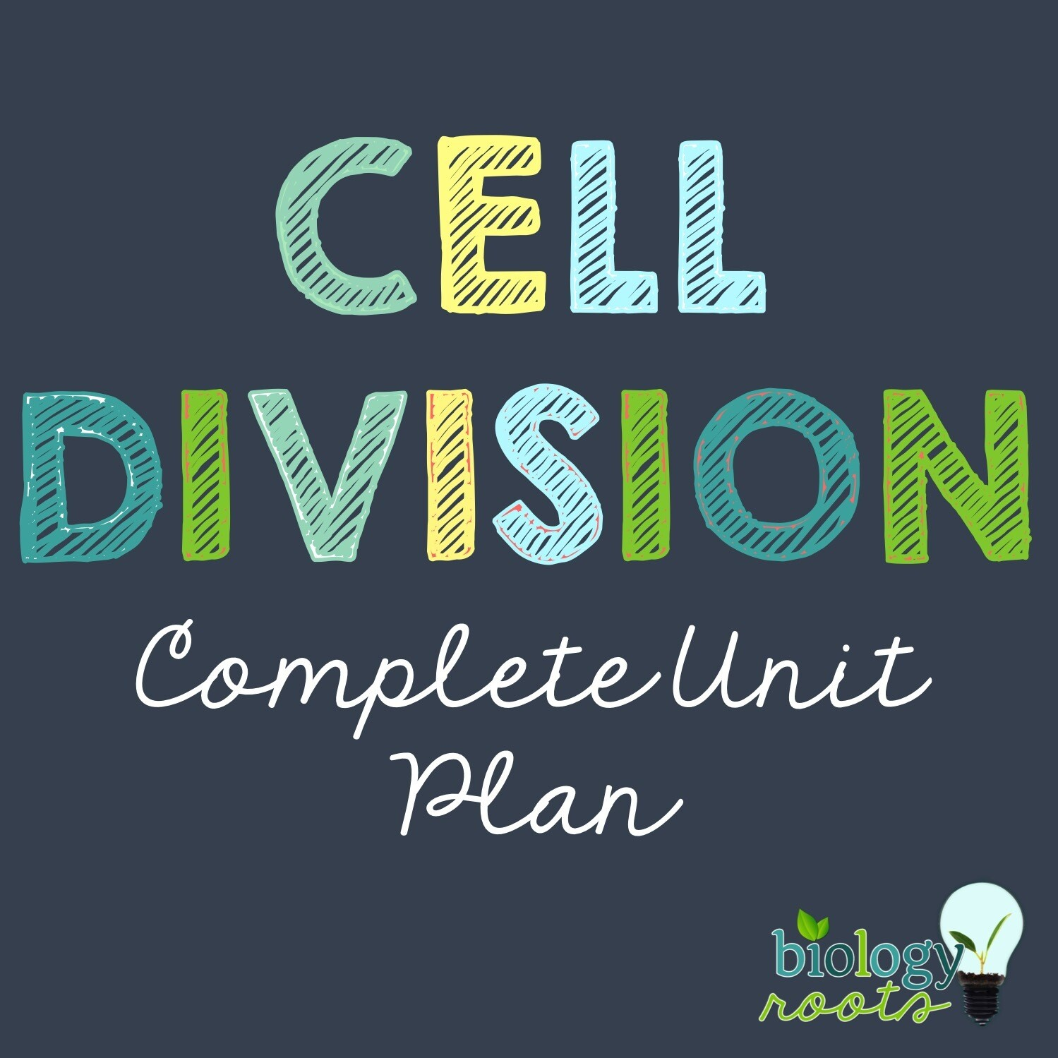 Cell Division Bundle- supports digital