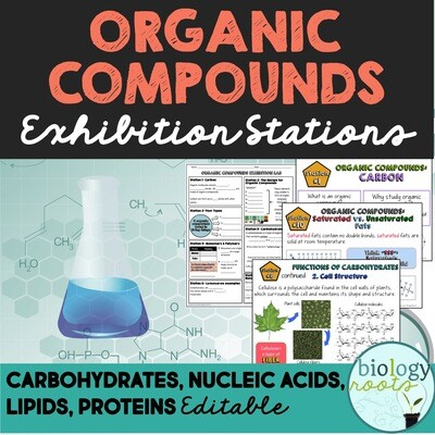 Organic Compounds Stations