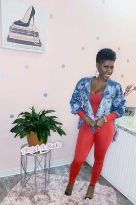 Colored Jumpsuit