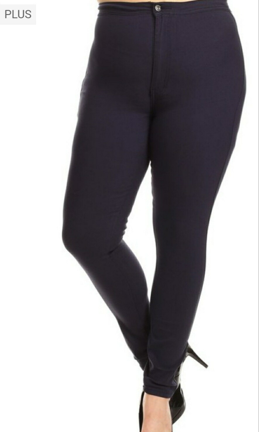 Navy Disco Pants